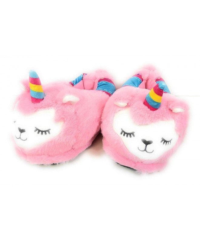 Top Trenz Plush Kids Slippers
