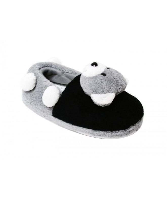 Happy Bull Slippers Winter Indoor