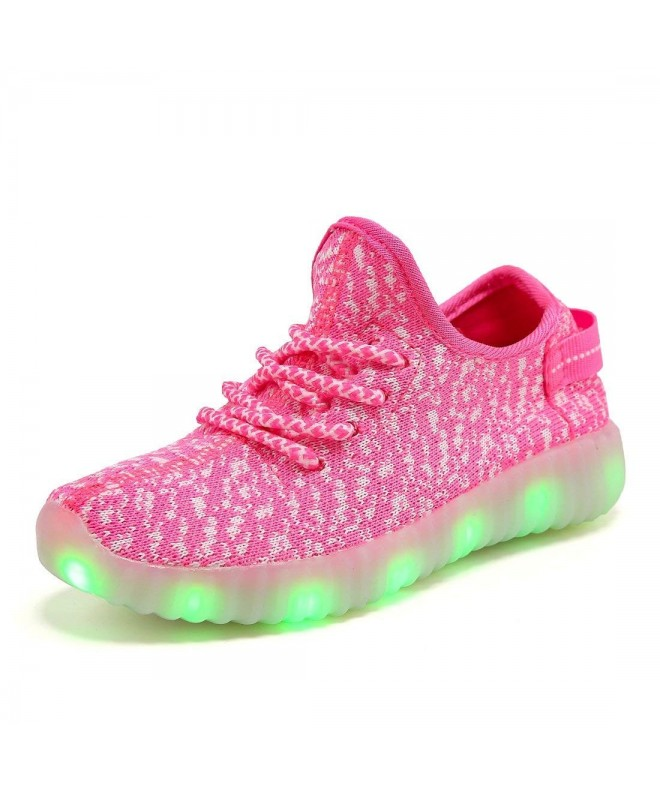 XZSPR Breathable Flashing Sneakers Children