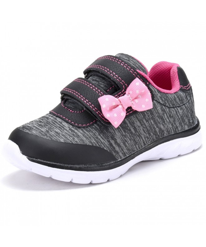 D SEEK Toddler Fashion Sneakers Bowknot