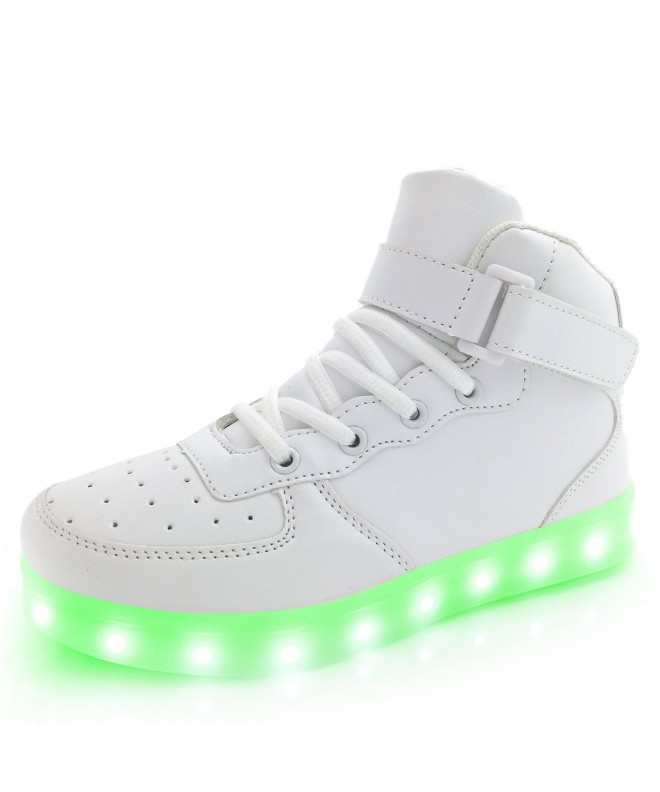 APTESOL Flashing Rechargeable Fashion Sneakers