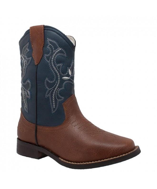 TECS Kids 6581 Western Boot
