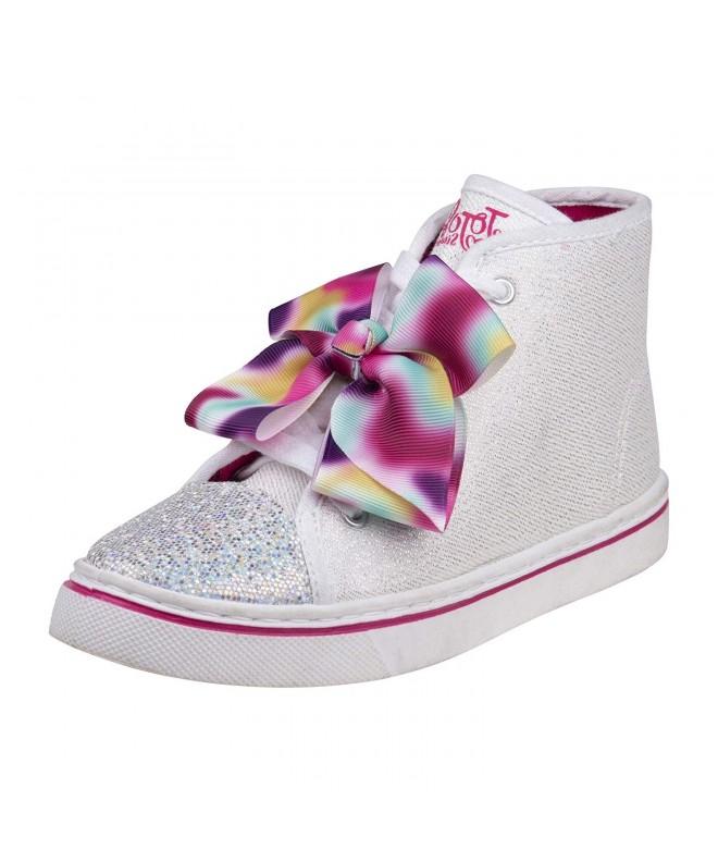 JoJo Siwa Hi Top Glitter Sneakers