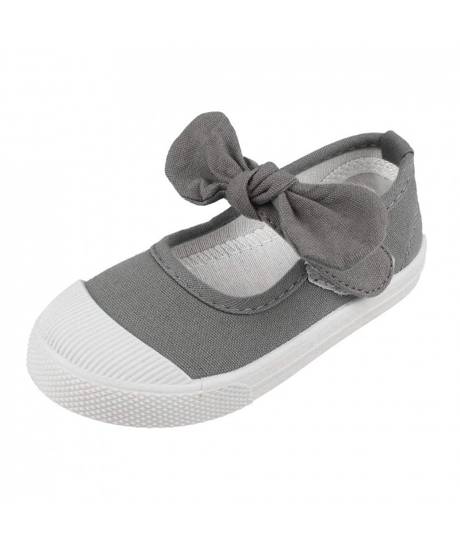 Estamico Uniform Bowknot Sneakers Toddler