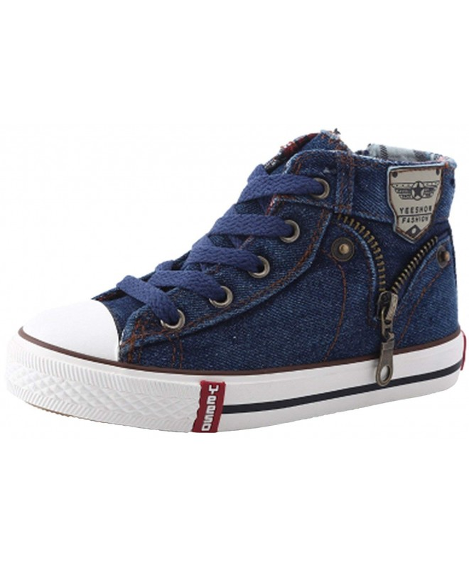 PPXID Girls High top Canvas Casual