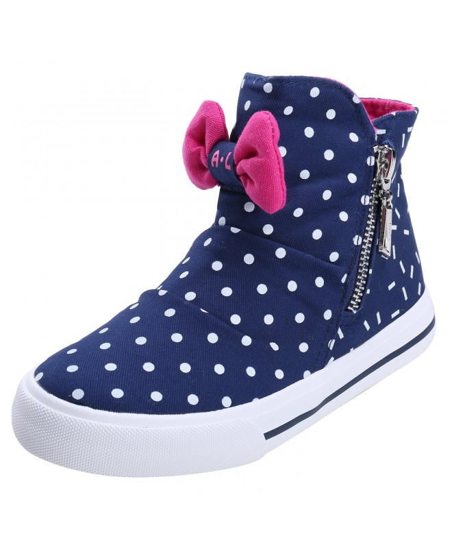 Alexis Leroy Bowknot High Top Sneakers