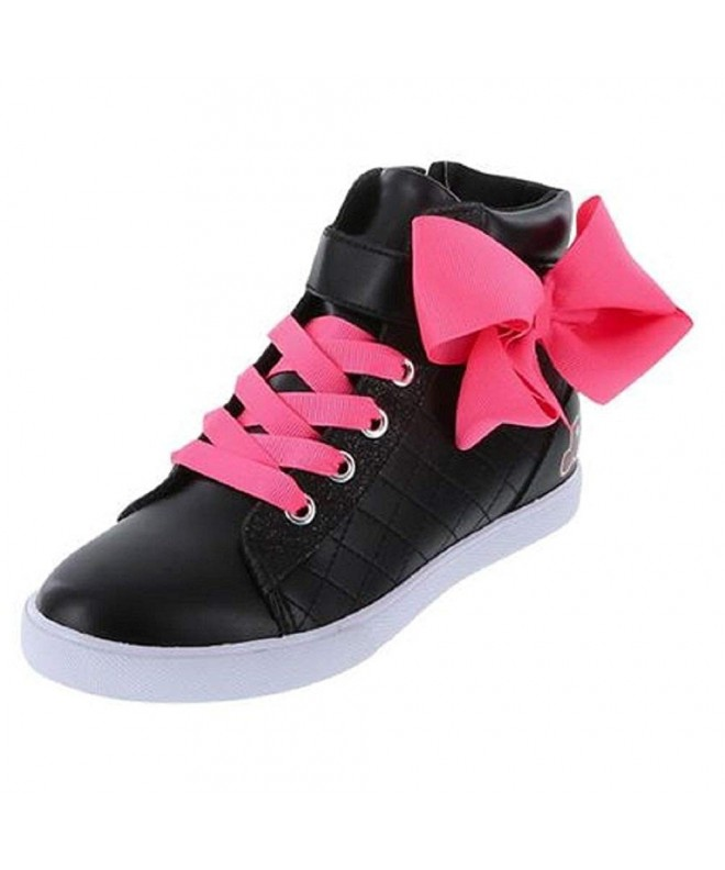 Jojo Siwa Girls Sneaker Black