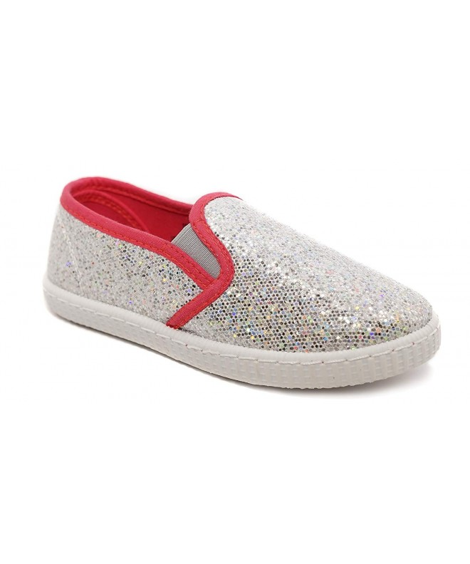 Simply Petals Glitter Sparkle Sneakers