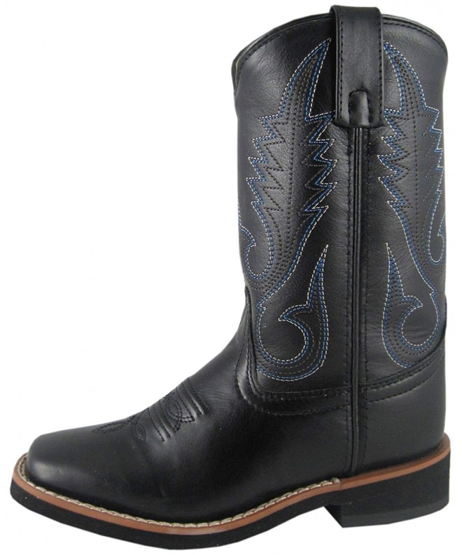Smoky Mountain Western Square Black