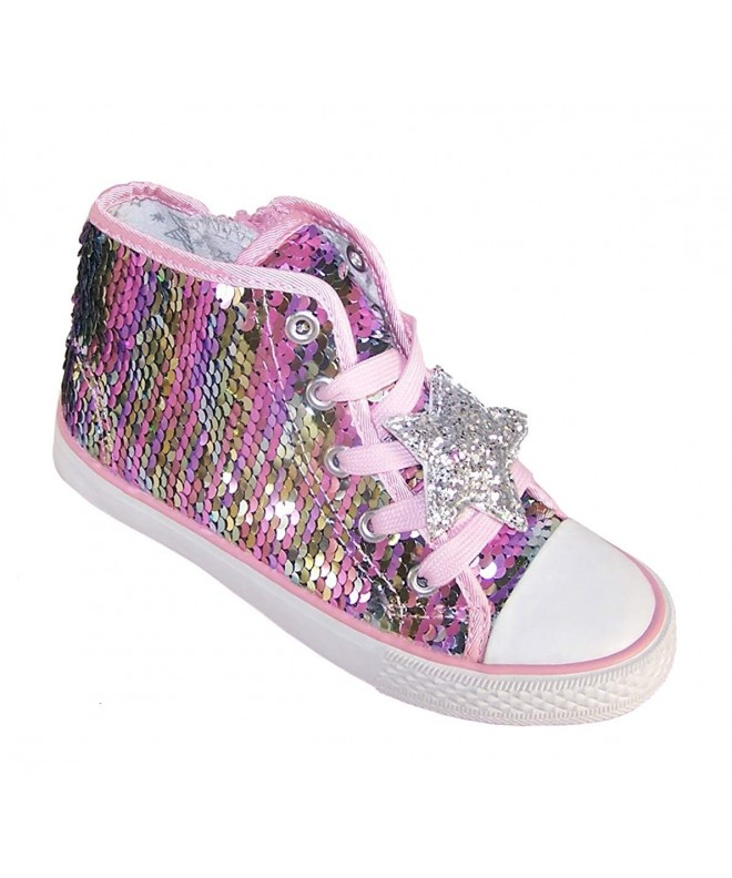 Sparkle Club Childrens Sneakers Trainers