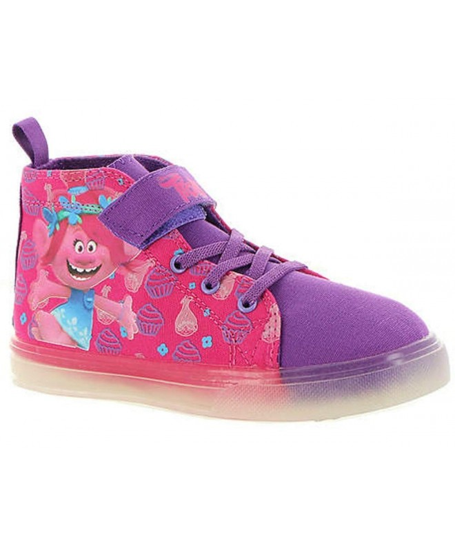 Trolls Lighted Canvas Sneaker Toddler