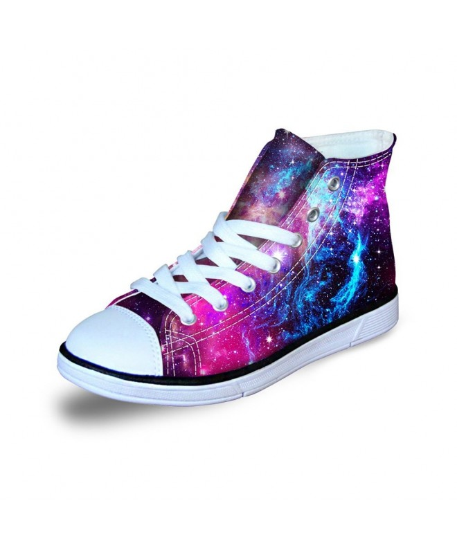 HUGS IDEA Fashion Sneaker High top