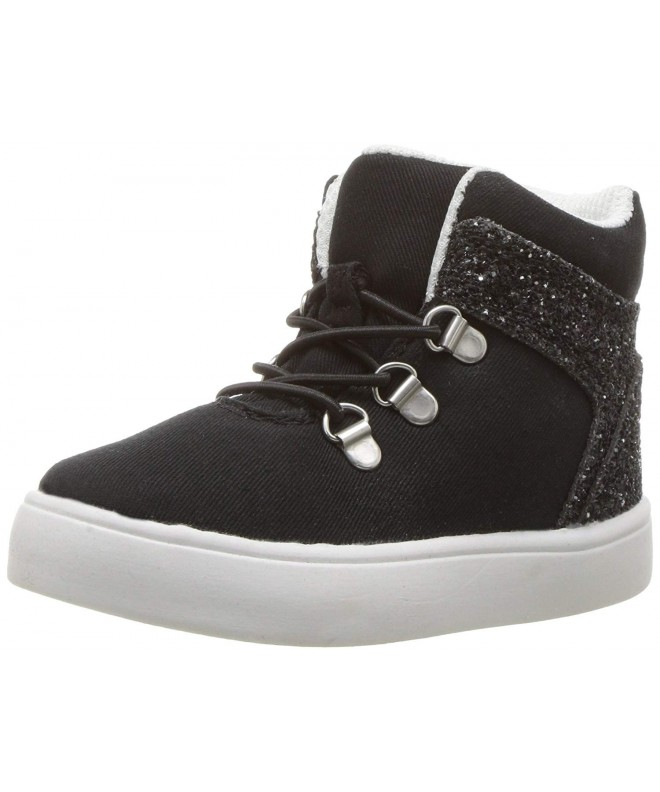 Carters Prima4 Girls High Top Sneaker