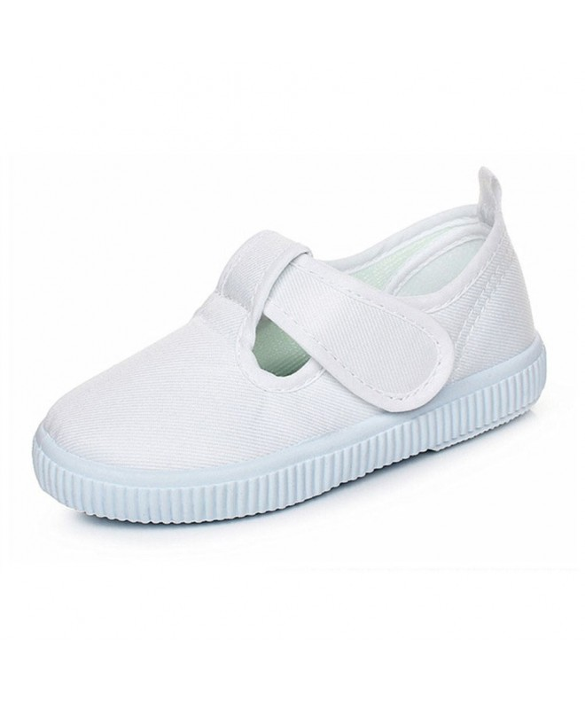 Maxu Strap White Canvas Sneakers