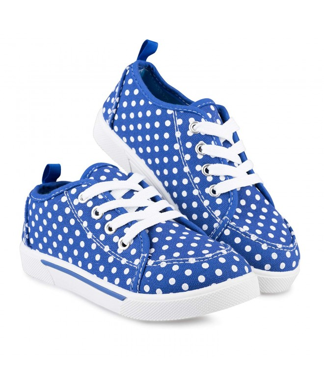 Chillipop Fashion Canvas Sneakers Toddlers