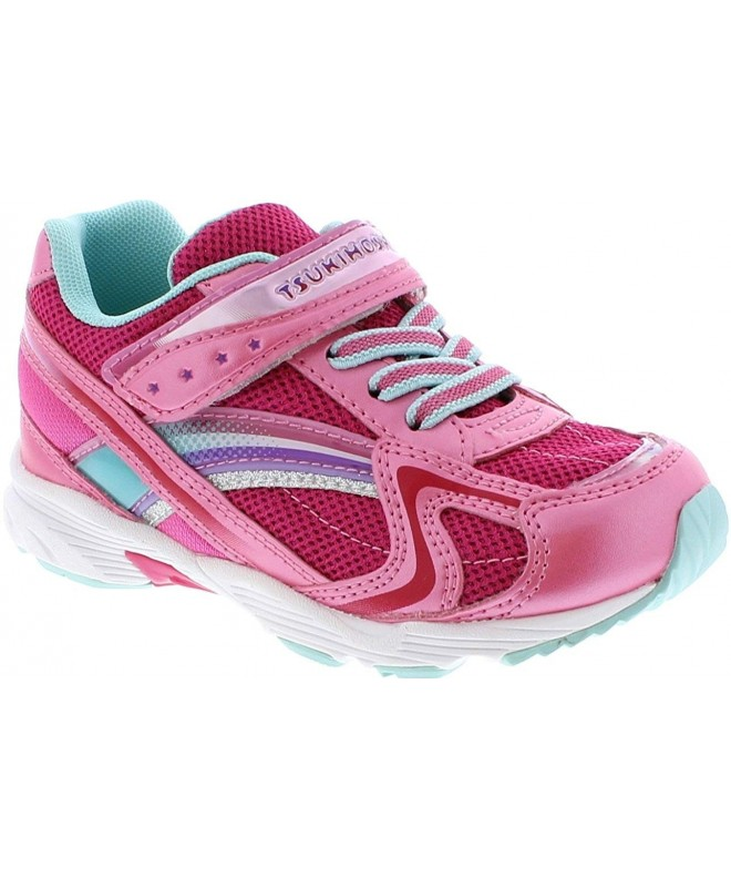 TSUKIHOSHI Girls Toddler Little Sneaker