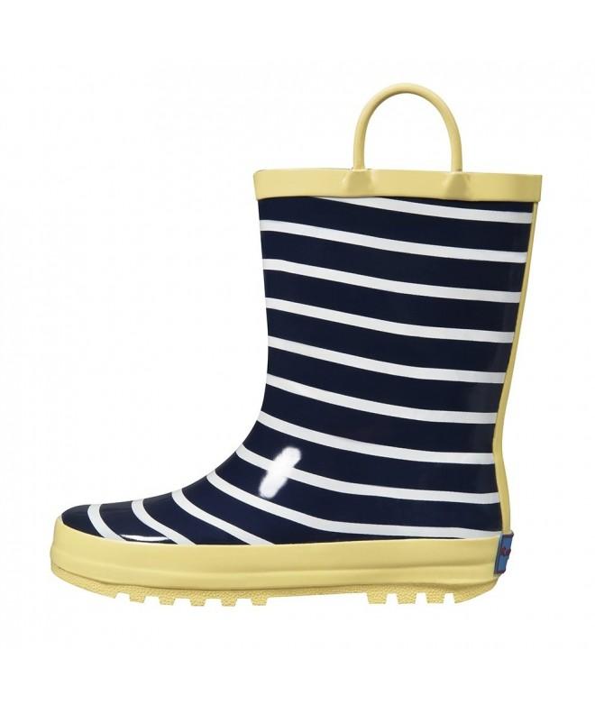 RanyZany Summer Sunny Stripe Boots