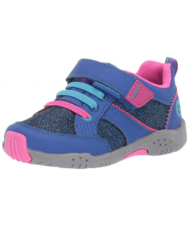 pediped Unisex Kids Justice Sneaker