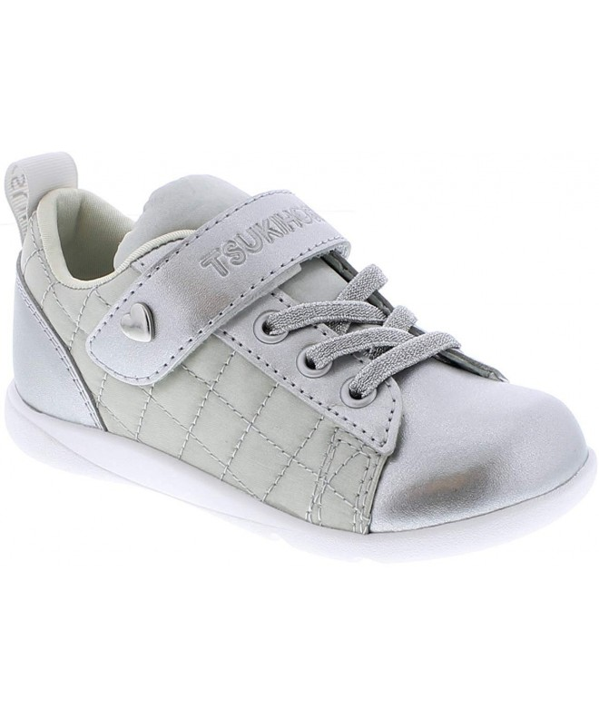TSUKIHOSHI Toddler Little Silver Sneaker