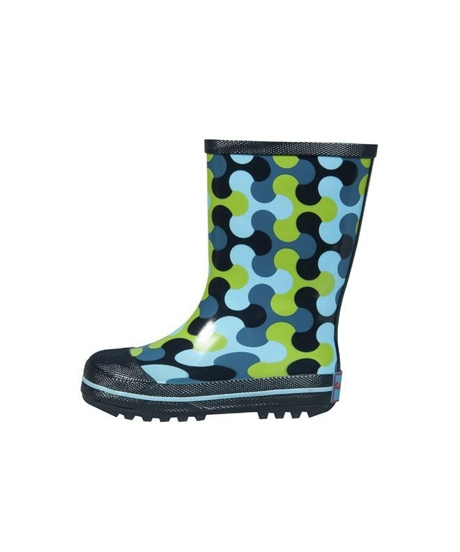 RanyZany Summer Playful Puzzle Boots