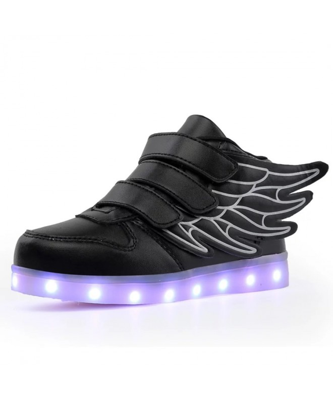 Ouhuang Colors Light Flashing Sneakers