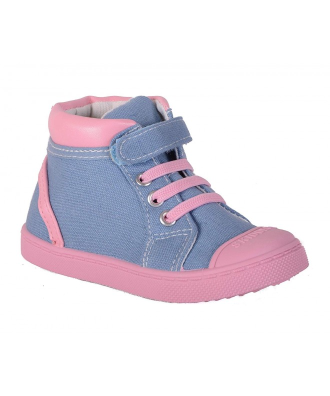 SKIDDERS Toddler Canvas Sneakers SK1034