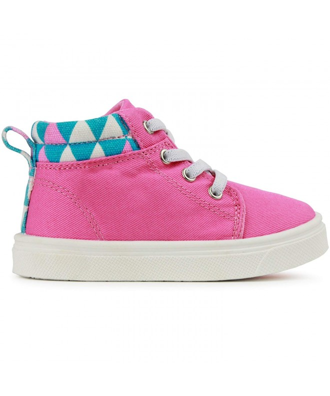 Oomphies Girls Elastic Stretch High Top