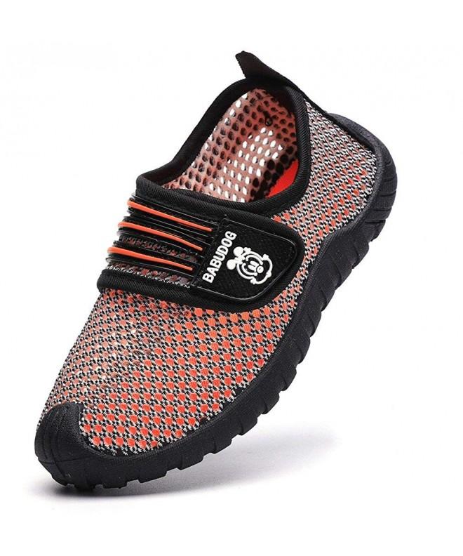 DADAWEN Breathable Sneakers Athletic Running