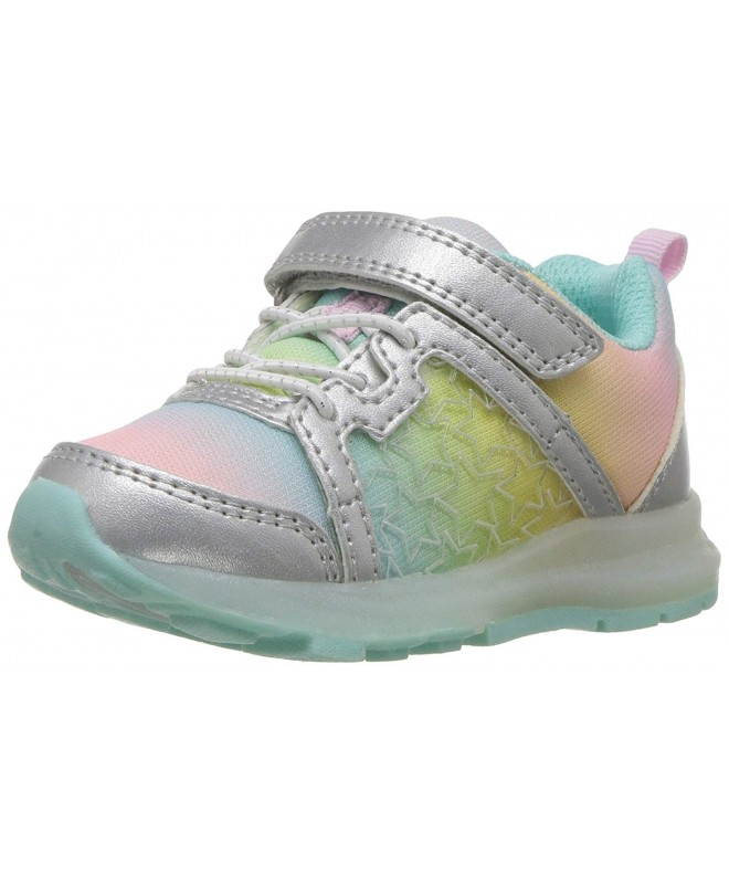 Carters Purity Girls Light Up Sneaker