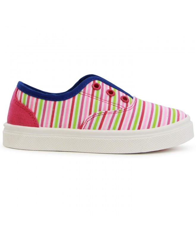 Oomphies Robin Girls Stripe Tennis