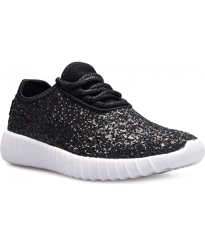 Fashion Sneaker Glitter Flexible Lightweight