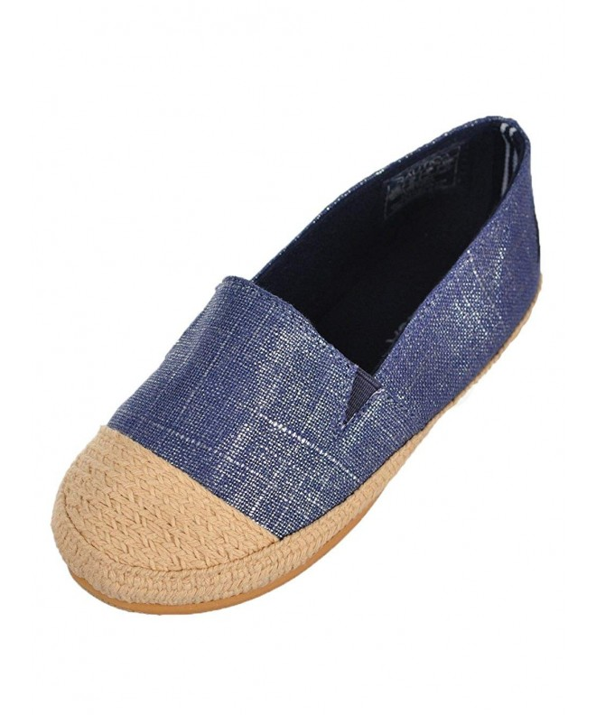 Nautica Girls Slip Espadrilles Sizes