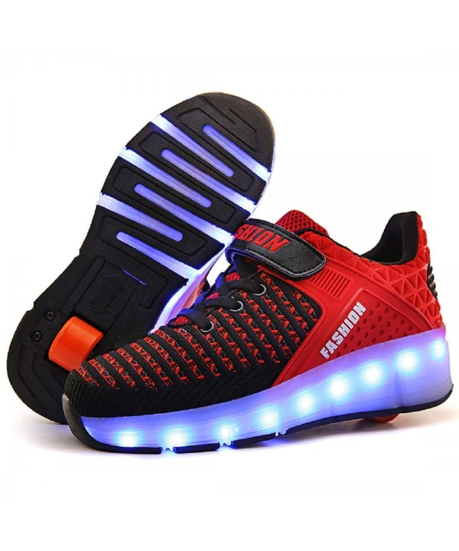 AIkuass Roller Charge Sneaker Wheeled