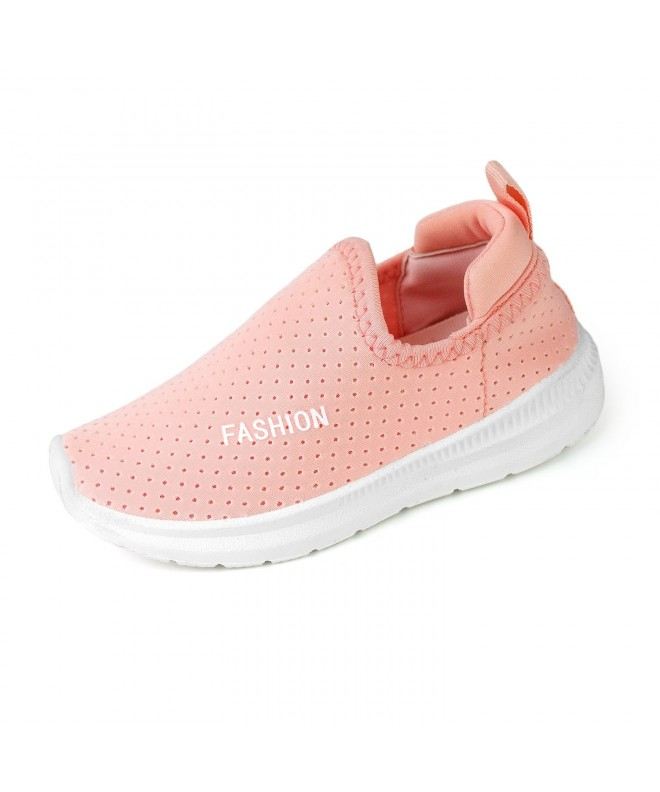 RVROVIC Kids Girls Sneakers Slip