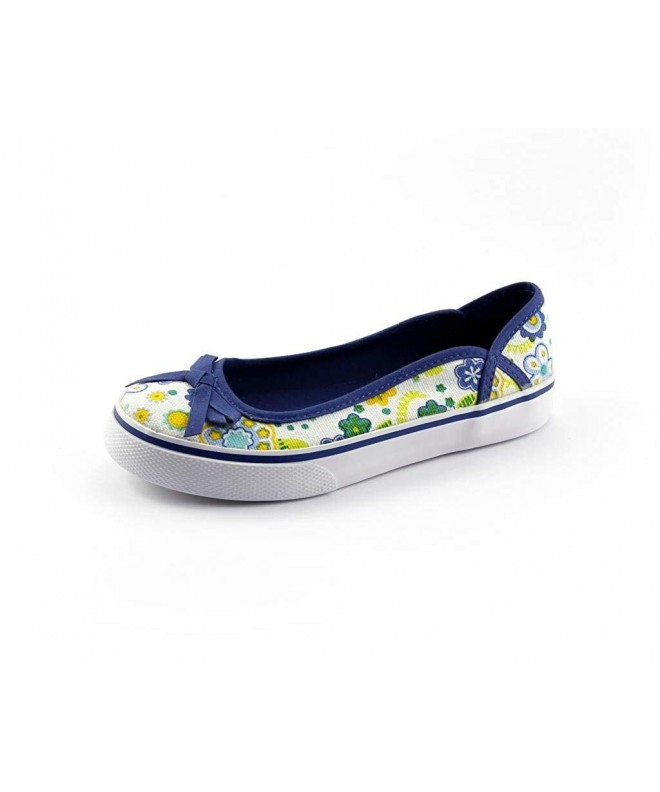 Doll Maker Girls Floral Flat