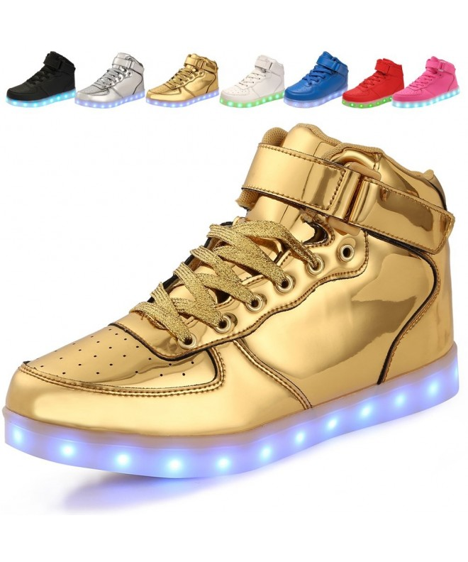 adituo Charging Flashing Sneakers Toddler