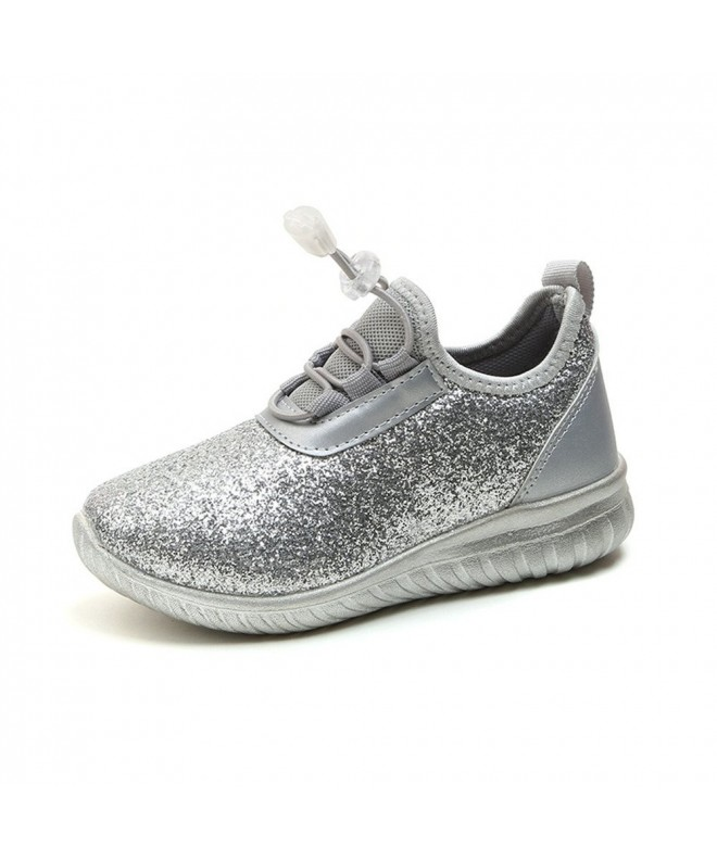 COMFY KIDS Fashion Sneakers Metallic