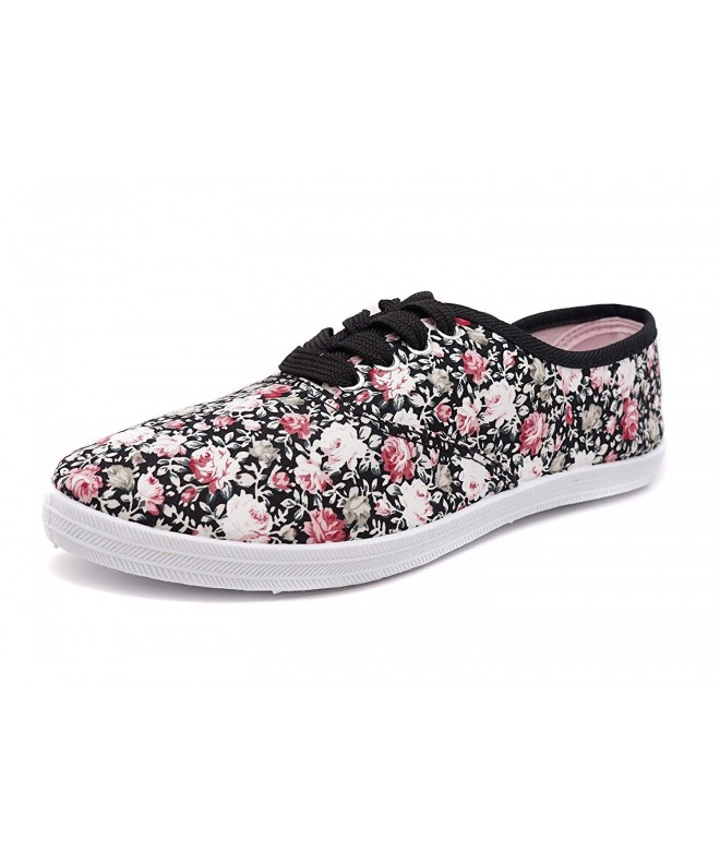 Simply Petals Tennis Shoes Sneakers