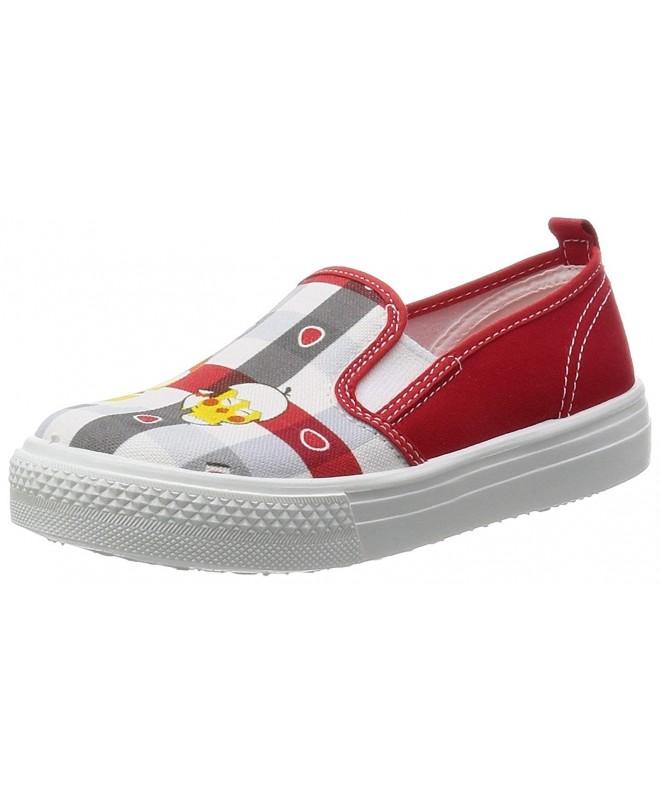 Asahi Toddler Slip Sneaker Pattern