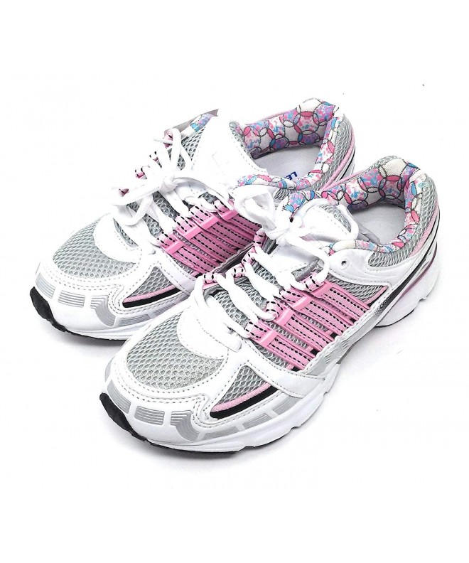 Legend Athletic Girls White Shoes