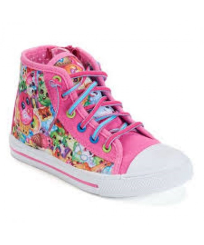 Shopkins High Fashion Sneakers Size