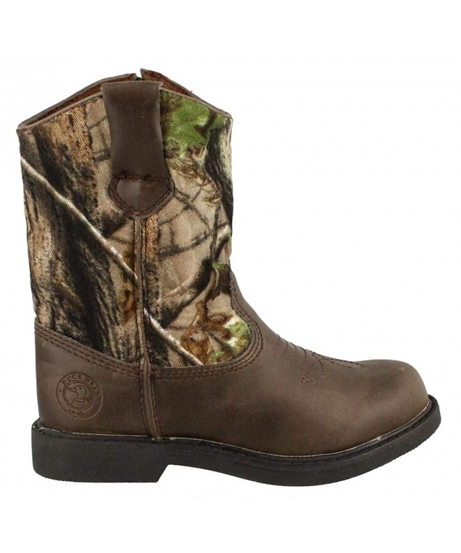 Realtree Boys Dustin Synthetic Boots