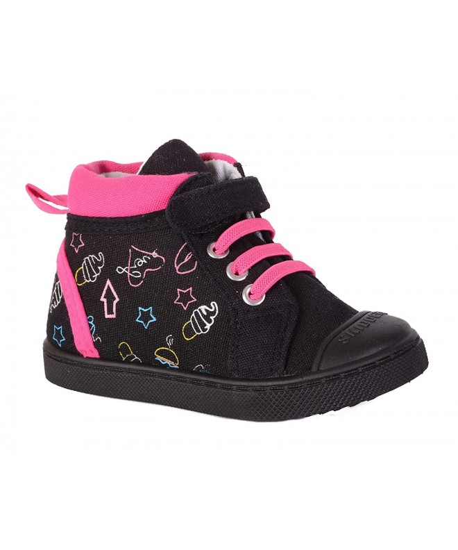 SKIDDERS Toddler Canvas Sneakers SK1036
