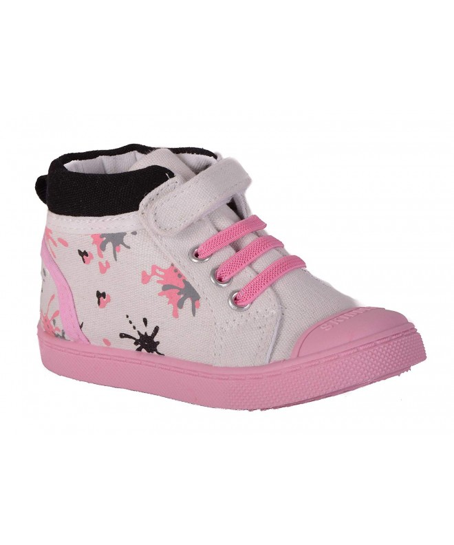 SKIDDERS Toddler Canvas Sneakers SK1035