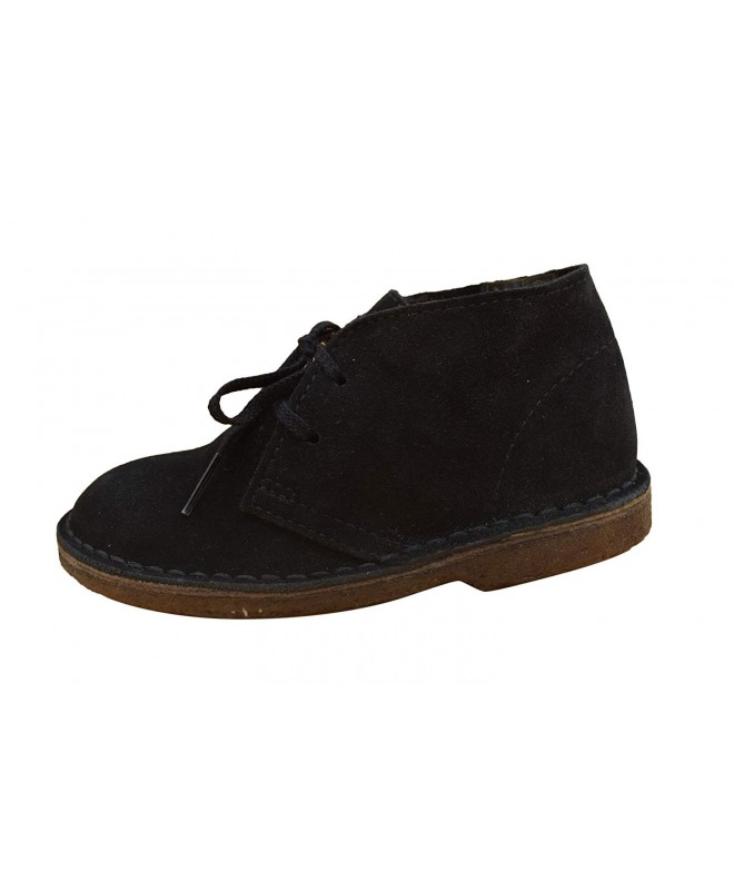 McAlister Black Suede Lace Shoes