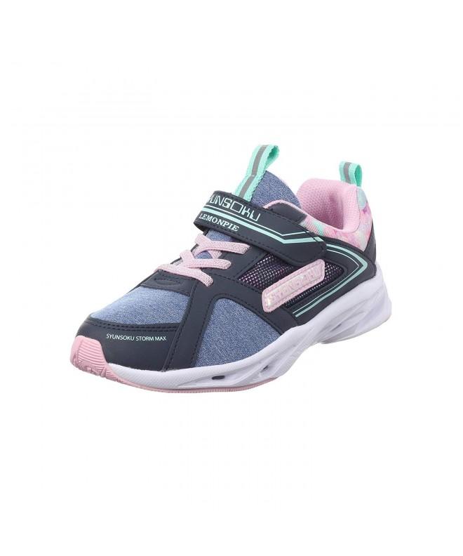 SYUNSOKU Girls Running Shoes Shockproof