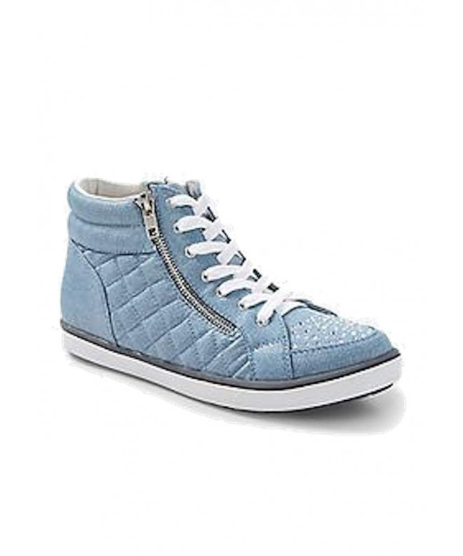 Justice Shoes Quilted Sneaker Girls