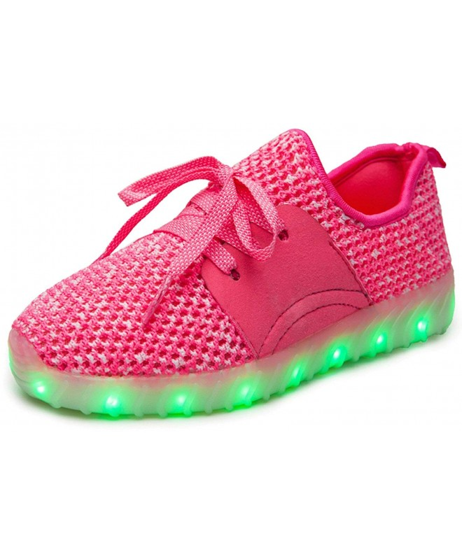 Sweeting Breathable Flashing Sneakers ST999P 34