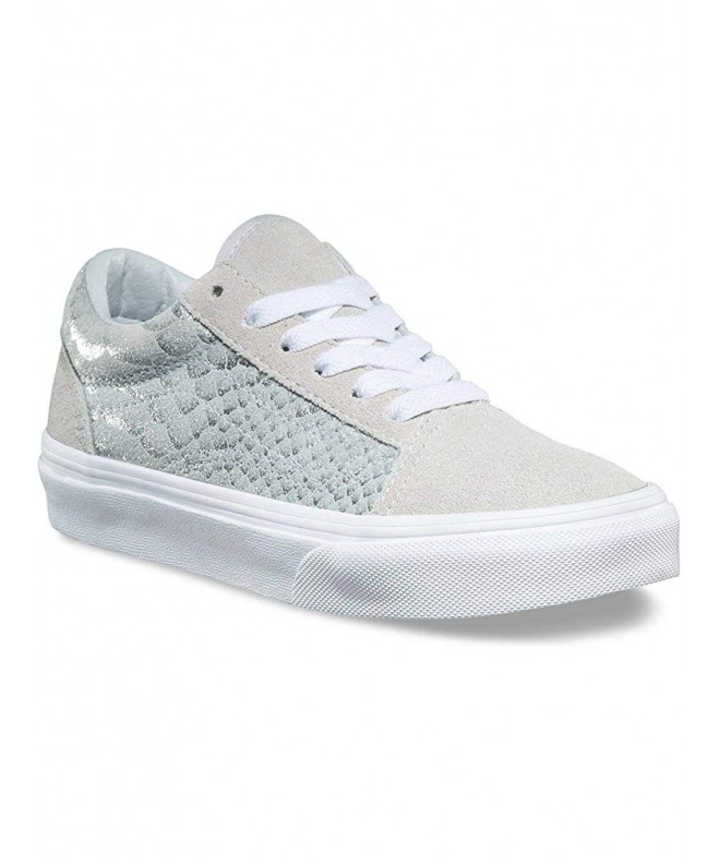 Kids Girls Skool Skateboarding Shoes