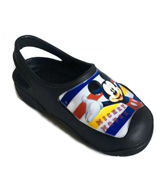 Disney Mickey Mouse Clogs Sandals